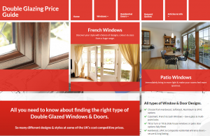 compare glazing prices