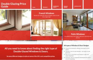 compare glazing prices