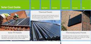 solar cost guide